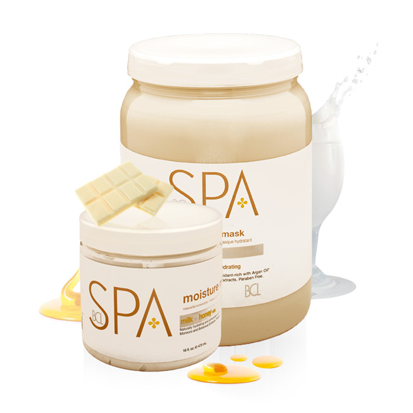 Moisture Mask Milk + Honey with White Chocolate