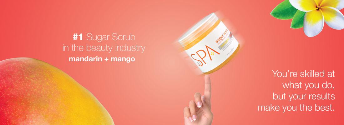 BCL Sugar Scrub Manicure Pedicure